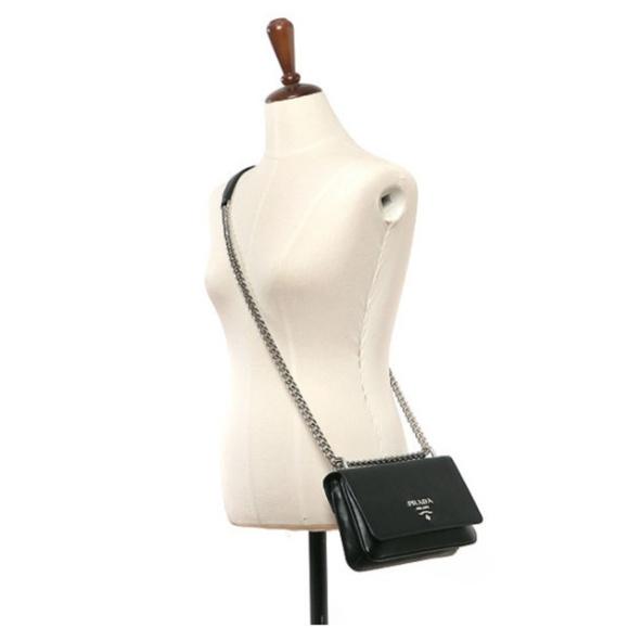675f51d21e9a Prada black 1bd144 crossbody bag. M_5bc5ff2faa57192b86a96d81